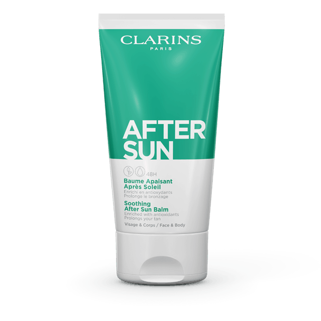 Clarins Aftersun
