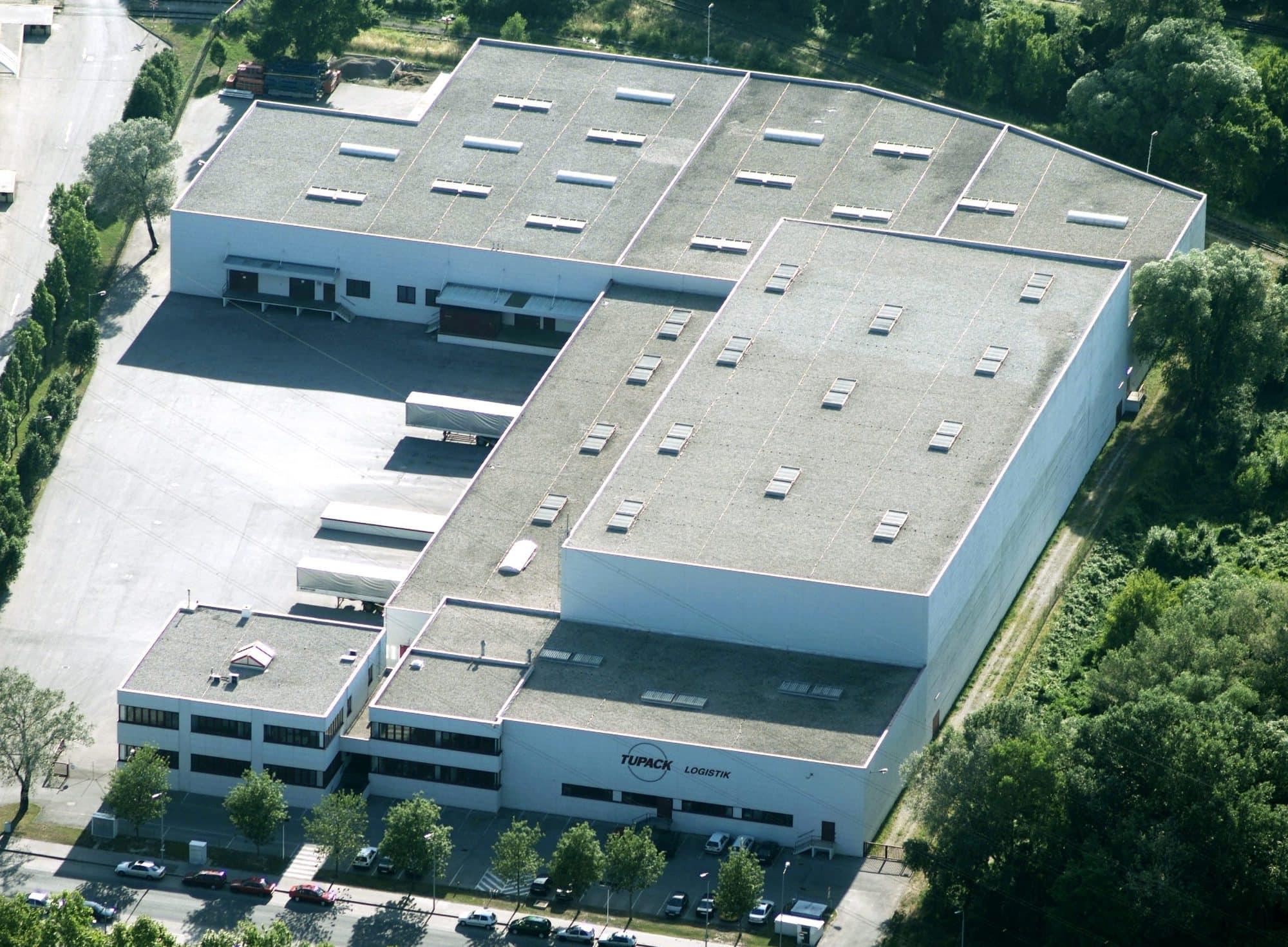 Tupack Logistics